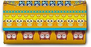 ShopMantra Multicolored Faux Leather Women's Wallet (LW00000235)