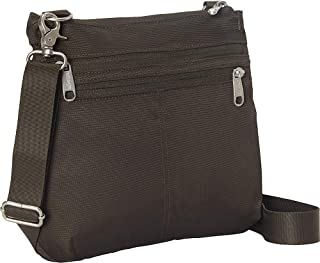 eBags Villa Crossbody Bag with RFID Security - Small Lightweight Bag for Travel and Everyday