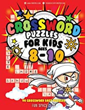 Crossword Puzzles for Kids Ages 8-10: 90 Crossword Easy Puzzle Books (Crossword and Word Search Puzzle Books for Kids)