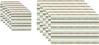 Wilson Paradise Placemats & Coasters - 12 Pieces