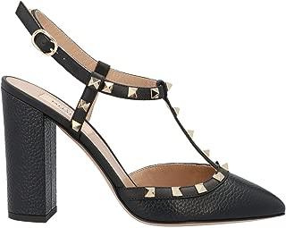 VALENTINO Luxury Fashion Womens SW0S0S19VCE0NO Black Heels | Fall Winter 19