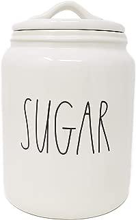 Rae Dunn LL Sugar Canister (LARGE)