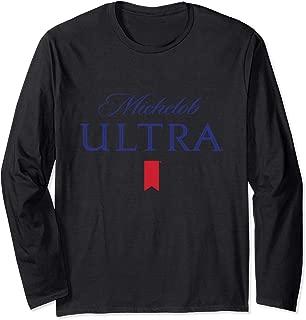 Michelob Ultra Logo Long Sleeve Shirt