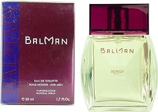 Balman by Pierre Balmain for Men Eau De Toilette Spray, 1.7 Ounce