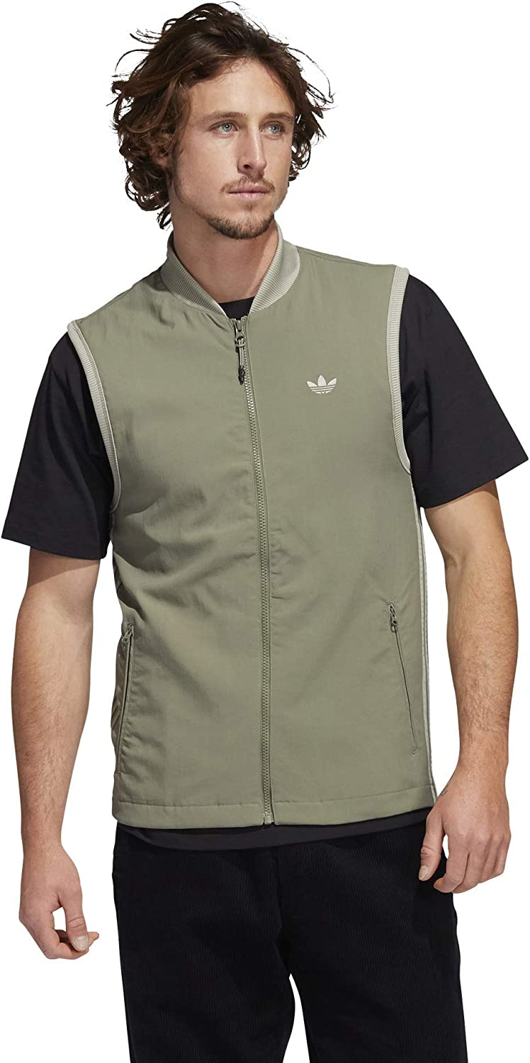 adidas Meade 2.0 (Legacy Green/Bold Gold/Feather Grey) Vest