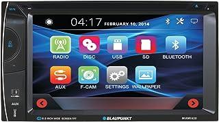 Blaupunkt MIAMI 620 6.2-inch Touch Screen Multimedia Car...