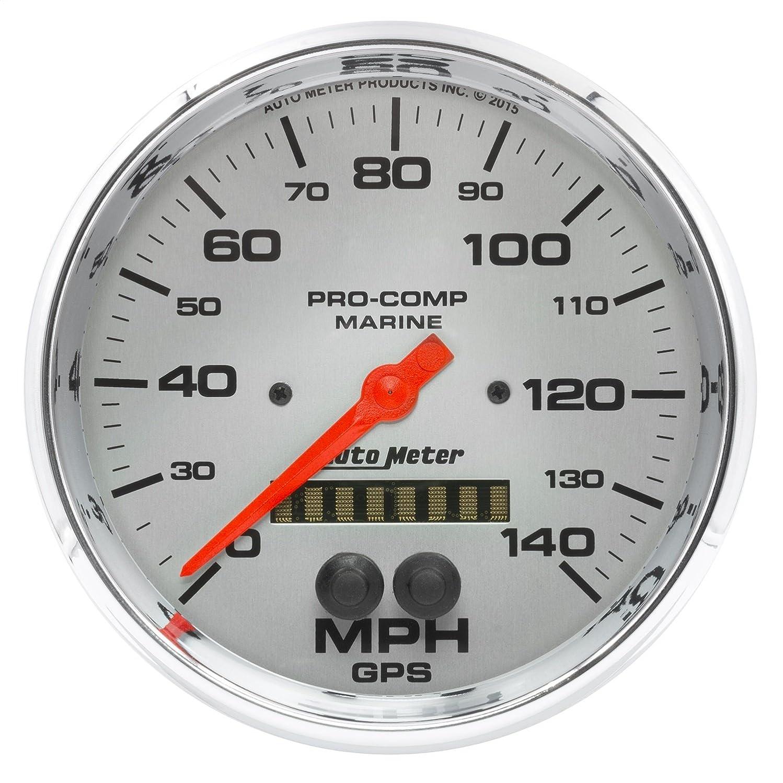 Auto Meter AutoMeter 200647-35 Ultra-Lite Gauge, Speedometer, 5