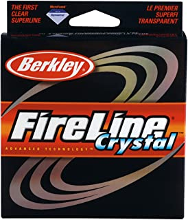 Berkley Fireline (Crystal, 125 yds)