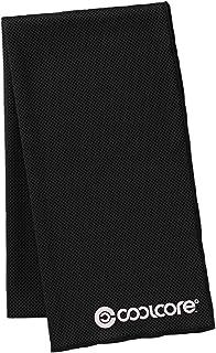 COOL CORE(クールコア) KING KAZU 公認 SUPER COOLING TOWEL ブラック BK