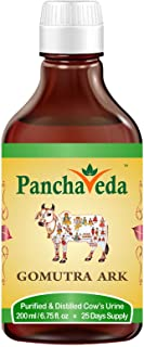 Panchaveda Gomutra Ark Purified & Distilled Godhan Ark - Pure Cow Urine
