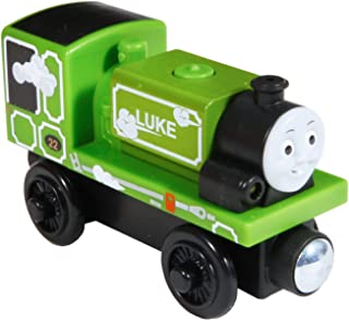 Fisher-Price Thomas & Friends Wooden Railway, Roll & Whistle Luke