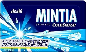 Asahi Group Foods Mintia Coldsmash 50 Tablets (0.2oz (7g)) x 10 ea.