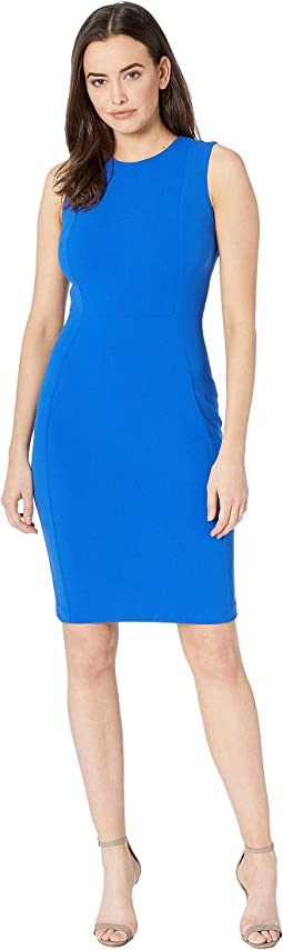 Solid Sheath Dress CD9C1A00