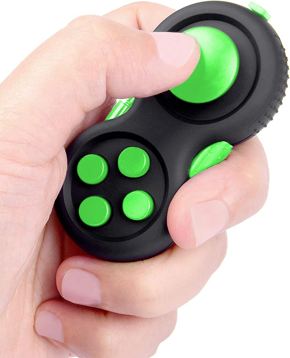 Multicolor Children and Adults Fidget Toy DUDDY-PRO Fidget Pad Anxiety and Stress Relief Perfect for Skin Picking