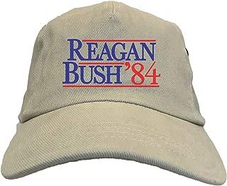 Reagan Bush 84' Dad Hat