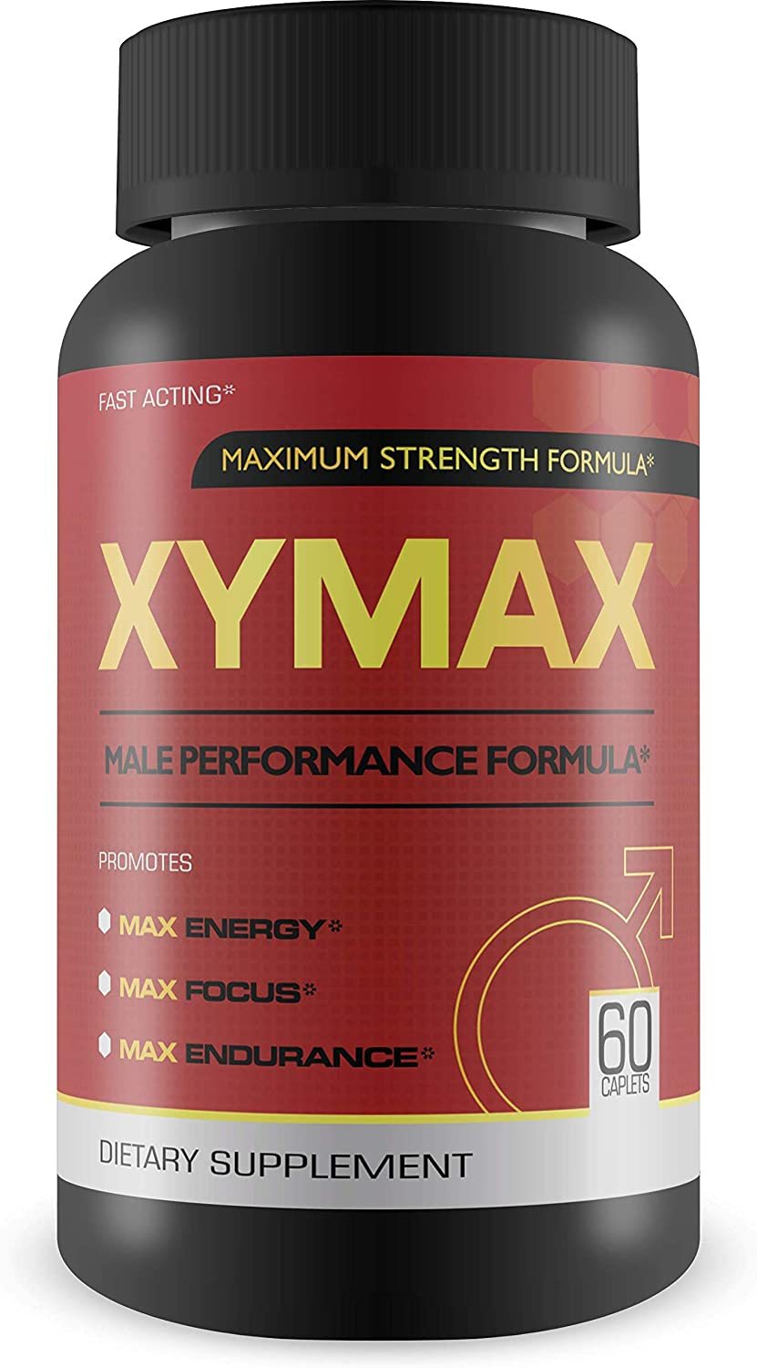 Xymax Male Performance Cheap super San Antonio Mall special price Supplement- Formula for Strength Maximum