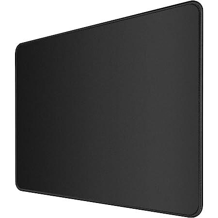Rubber Non-slip Slim Gaming Mousepad Mat Hot 22x18cm Mat Pad For Trackball Mouse