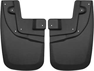 Husky Liners Fits 2005-15 Toyota Tacoma - with OEM Fender Flares and had OEM Mud Guards Custom Front Mud Guards