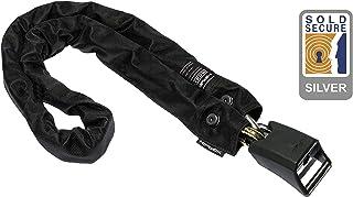 Hiplok Bike Homie Silver, Black, 1.2m Locking Length