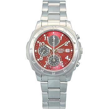 [セイコーimport]SEIKO 腕時計 逆輸入 海外モデル レッド SND495P メンズ [並行輸入品]