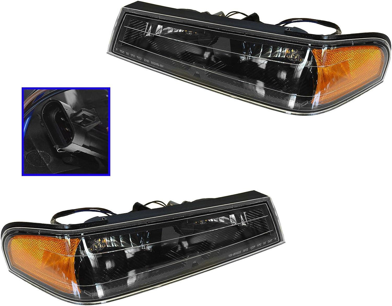 Side Marker Parking quality assurance Turn Signal Corner Lights 04-12 for Set Special Campaign Pair