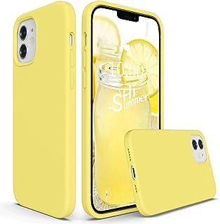 Amazon.it: custodia iphone 6 silicone - Giallo
