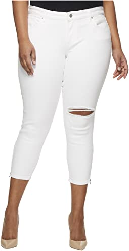 Levi's® Plus - 711 Ankle Skinny Zip