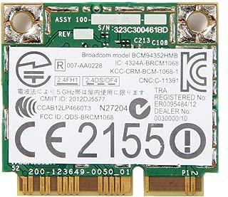 AzureWave AW-CE123H / 802.11ac/n/b/g + Bluetooth 4.0 / Half-Size PCI-Express MiniCard