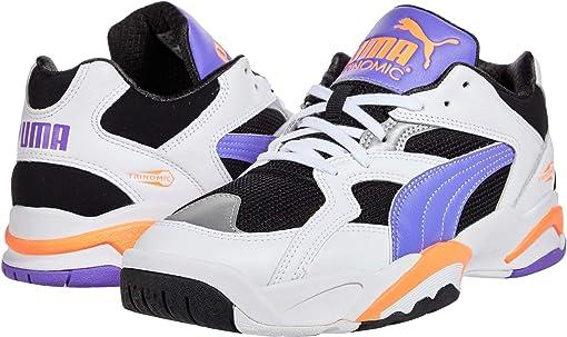 Puma Black/Luminous Purple/Fizzy Orange
