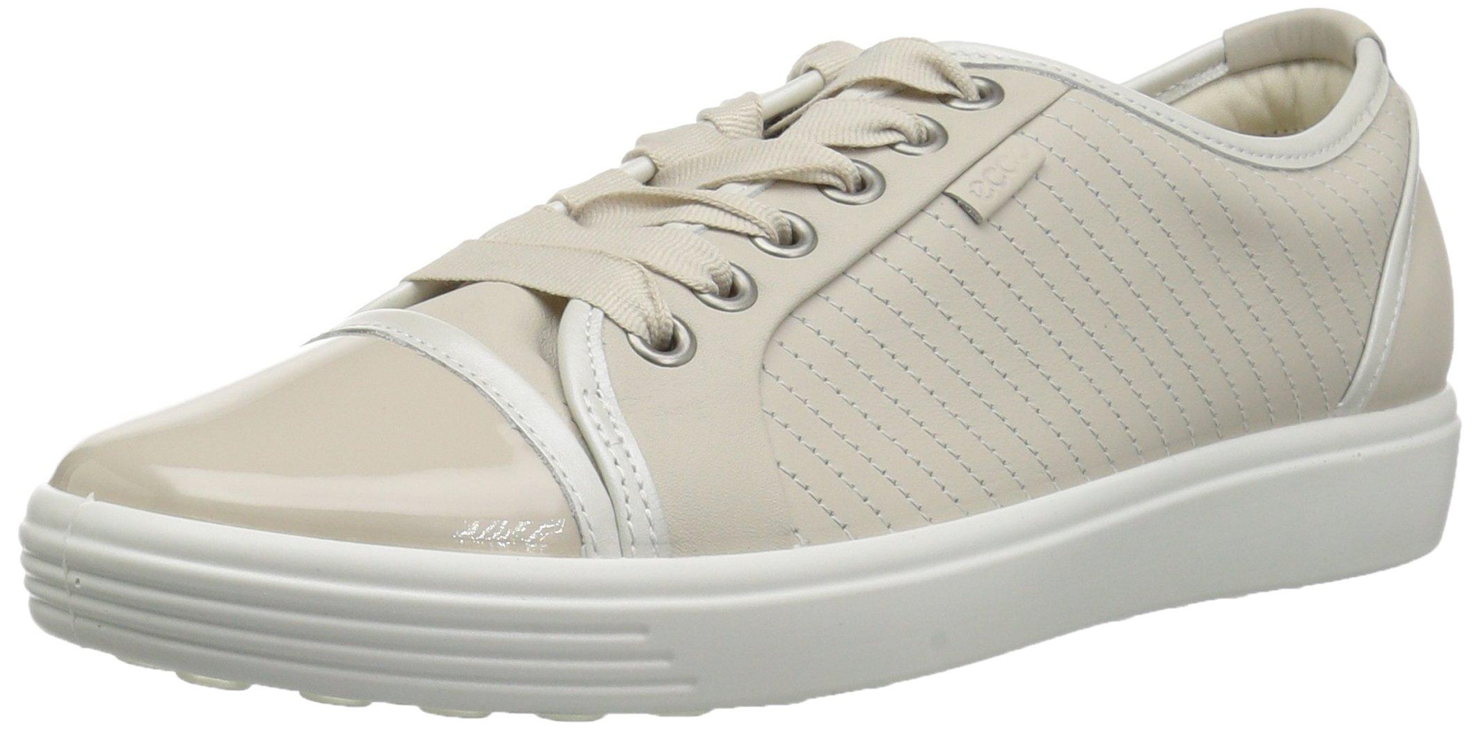 ECCO Soft 7 Tie 女士时尚运动鞋