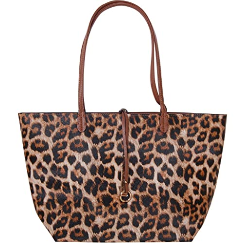 6f0b63a3058 Humble Chic Reversible Vegan Leather Tote Bag - Oversized Top Handle Large Shoulder  Handbag Purse