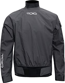 TOIO Forza 2 Lightweight Waterproof Windbreaker Professional Sailing Smock