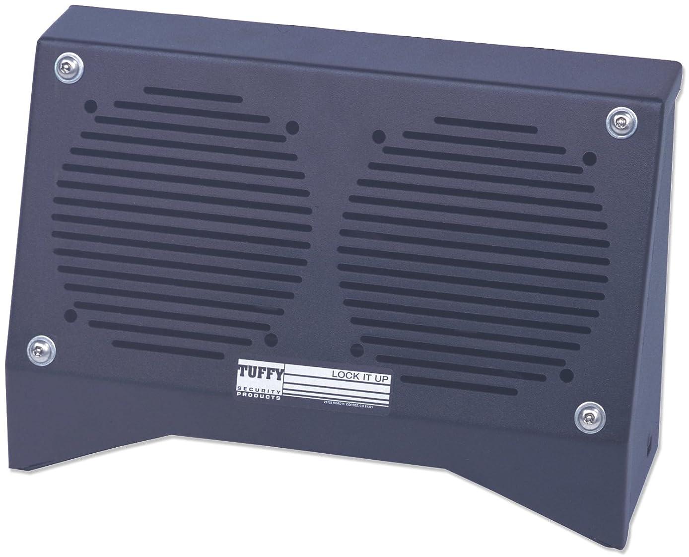 Tuffy 065-01 Dual Speaker Box - Black