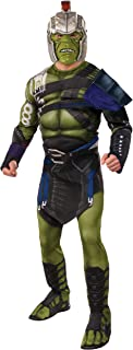 Rubie's Costume Co. Men's Thor: Ragnarok Deluxe Warrior Hulk Costume