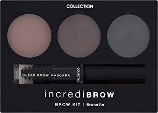 COLLECTION Eyebrow Kit, Brunette