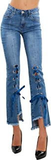 Toocool MF204 - Pantalones vaqueros para mujer