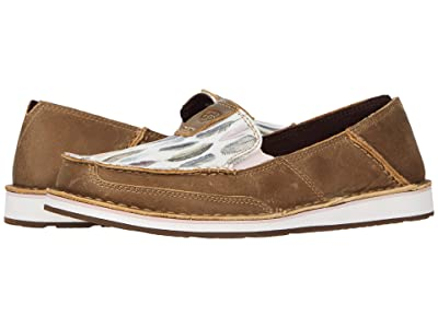 Ariat Cruiser (Brown Bomber/Watercolor Feather) Women