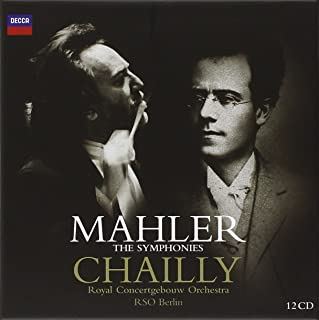 Mahler: Complete Symphonies 1-10