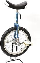 """どのスポーツのトレーニングにも一輪車は最適。 バランス感覚・体幹を鍛えられます!MYSオリジナルモデル""""Stay On Top""""【MYS16BL】コズミックブルー 16インチ 日本一輪車協会認定 ベルマーク参加商品 一輪車 ユニサイクル プレゼント キッズ 低学年"""