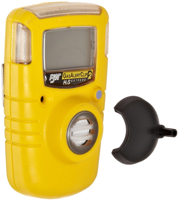 BW Technologies GasAlertClip Portable Hydrogen