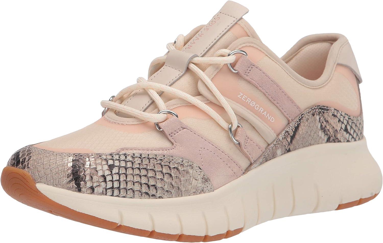 Cole Haan Sale Women's Zerogrand 2021 model Up Lace Sneaker Flex