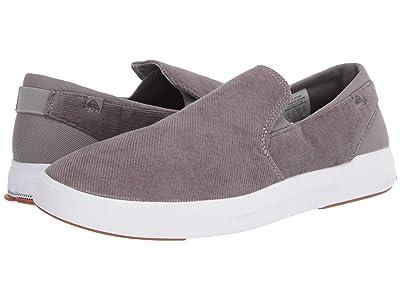 Quiksilver Surf Check II Premium (Grey/Grey/White) Men