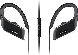 Panasonic RP-BTS30E-K - Auriculares (Binaurale, USB, Gancho de Oreja, Bluetooth, Intraaural), Color Negro [versión importada]