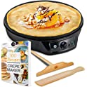 G&M Kitchen Essentials 12 Inch Crepe Maker
