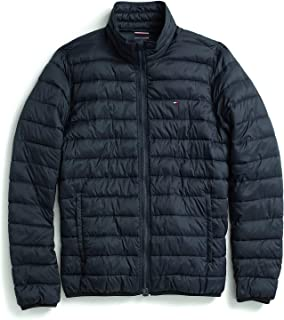 Tommy Hilfiger Men's Adaptive Insulated Jacket with Magnetic Zipper