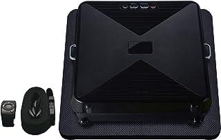アテックス ATEX ルルド シェイプアップボード ブラック AX-HXL300