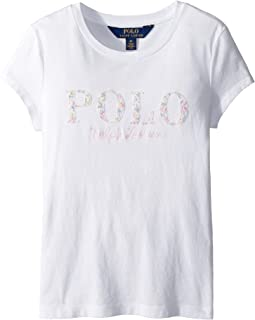 Polo Ralph Lauren Kids Floral Polo Jersey T-Shirt (Little Kids)