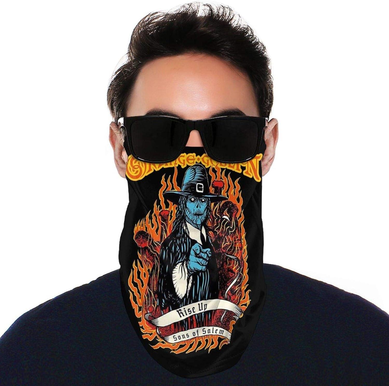 SIPONE Washable Men's & Women's Penny Dreadful Reusable Multiuse Bandanas Neck Gaiter Print Mask