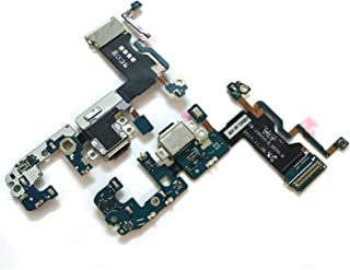 MOLIBAIHUO Compatible with Samsung Galaxy S6 S6edge S7 S7edge S8 S8P S9 S9PHeadphone Jack Microphone USB Port Charging Soc...