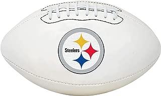 NFL Signature Series Full Regulation-Size Football, Pittsburgh Steelers